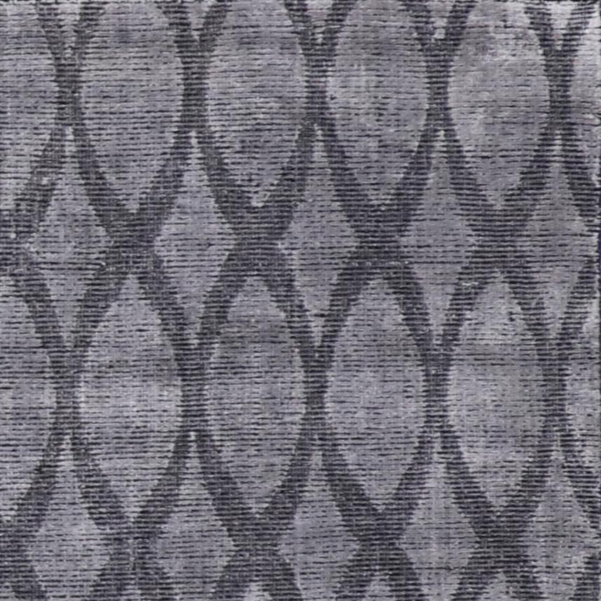 """4'10""""x6'4"""" Transitional Gray Silk Hand-Knotted Rug - Direct Rug Import   Rugs in Chicago, Indiana,South Bend,Granger"""