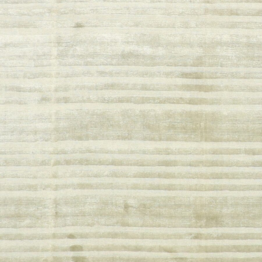 """5'1""""x7'10"""" Contemporary Light Green & Ivory Wool & Silk Hand-Knotted Rug - Direct Rug Import   Rugs in Chicago, Indiana,South Bend,Granger"""