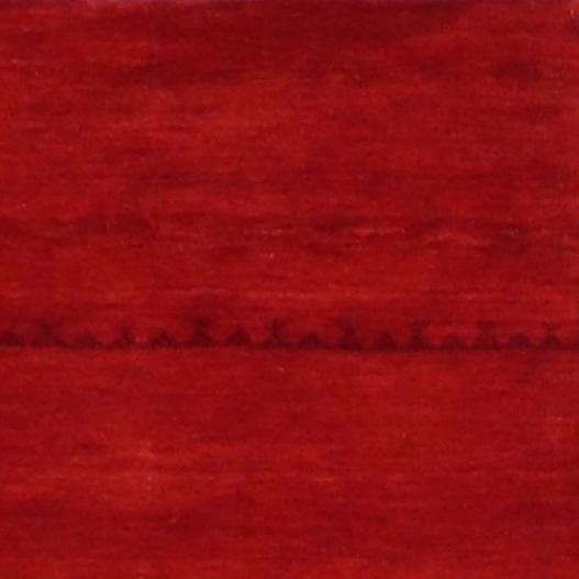 """2'7""""x9'9"""" Contemporary Red&Burgundy Wool Hand-Knotted Rug - Direct Rug Import   Rugs in Chicago, Indiana,South Bend,Granger"""