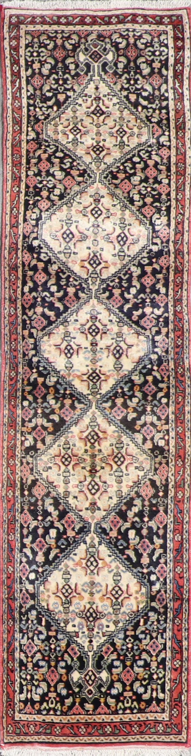 """1'8""""x7'2"""" Traditional Persian Tabriz Wool Hand-Knotted Rug - Direct Rug Import 