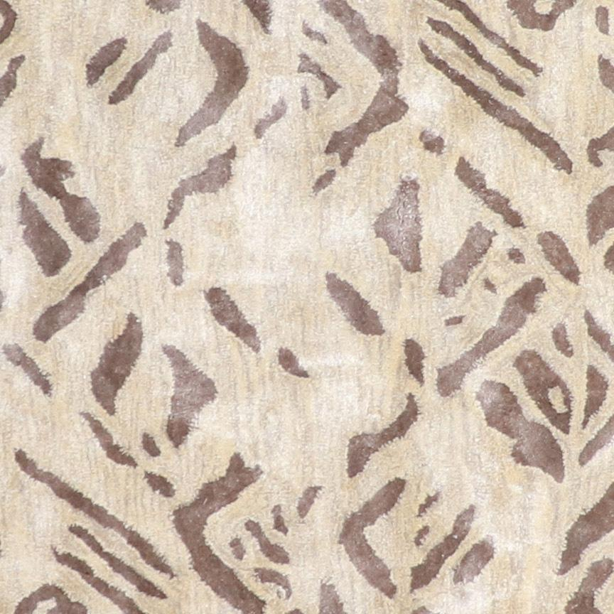 """6'1""""x9' Contemporary Bamboo Silk Hand-Tufted Rug - Direct Rug Import   Rugs in Chicago, Indiana,South Bend,Granger"""