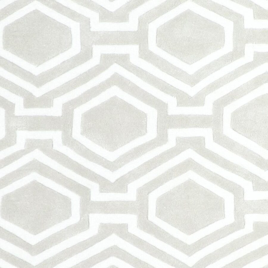 """5'x7'6"""" Contemporary Wool Hand-Tufted Rug - Direct Rug Import 