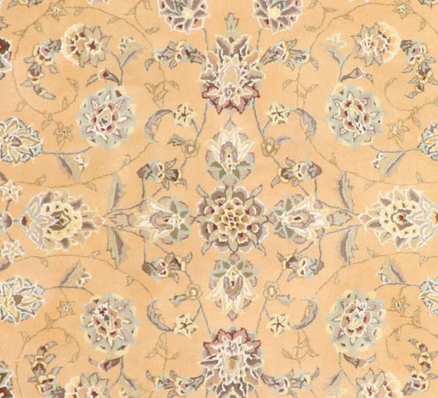5'x8' Traditional Wool & Silk Hand-Tufted Rug - Direct Rug Import   Rugs in Chicago, Indiana,South Bend,Granger