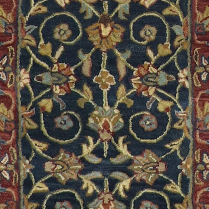 """2'3""""x11'10"""" Decorative Wool Hand-Tufted Rug - Direct Rug Import 