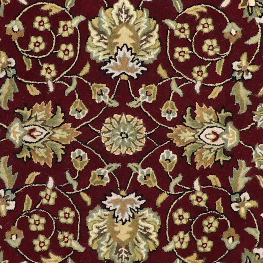 """5'6""""x8'7"""" Traditional Wool Hand-Tufted Rug - Direct Rug Import   Rugs in Chicago, Indiana,South Bend,Granger"""