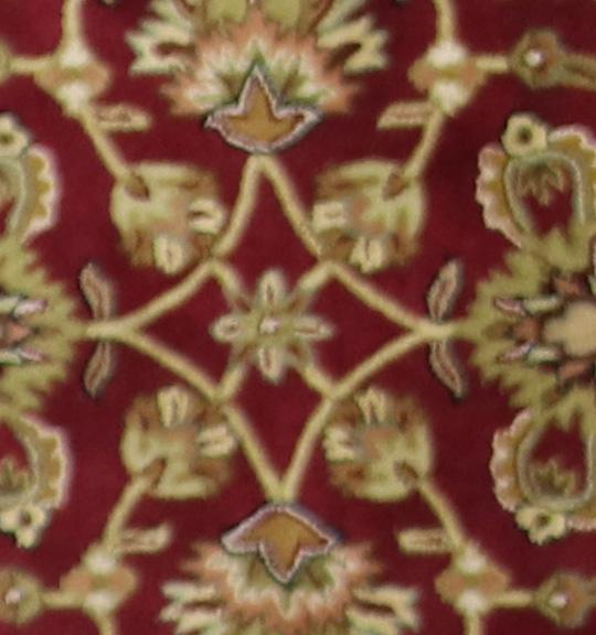 4'x6' Traditional Wool Hand-Tufted Rug - Direct Rug Import | Rugs in Chicago, Indiana,South Bend,Granger