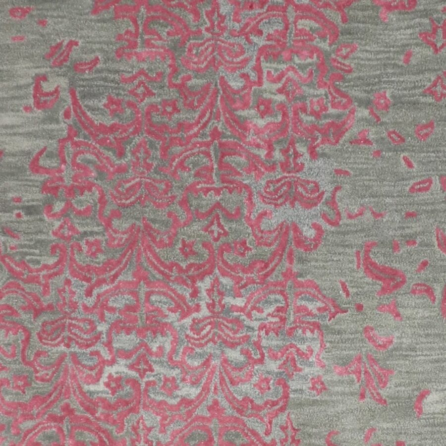 5'x8' Transitional Wool & Silk Hand-tufted Rug - Direct Rug Import | Rugs in Chicago, Indiana,South Bend,Granger