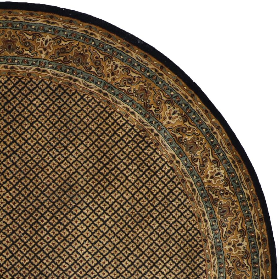 """10'1""""x10'1"""" Decorative Round Wool Hand-Tufted Rug - Direct Rug Import   Rugs in Chicago, Indiana,South Bend,Granger"""