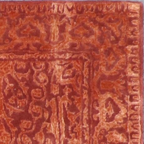 """2'6""""x9'8"""" Transitional Wool & Silk Hand-Tufted Rug - Direct Rug Import   Rugs in Chicago, Indiana,South Bend,Granger"""