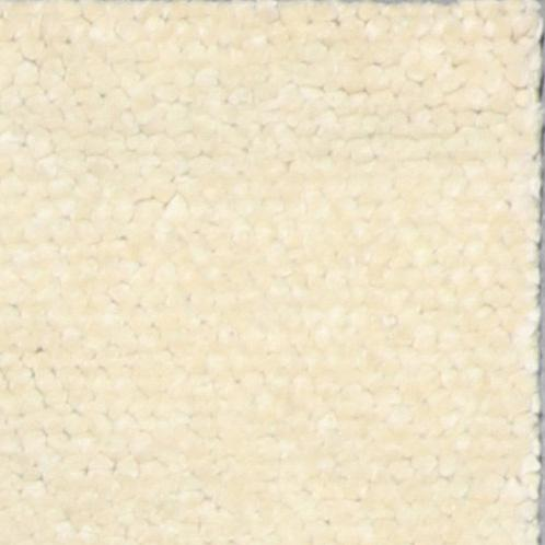"""2'5""""x9'4"""" Contemporary Ivory Wool Hand-Tufted Rug - Direct Rug Import   Rugs in Chicago, Indiana,South Bend,Granger"""
