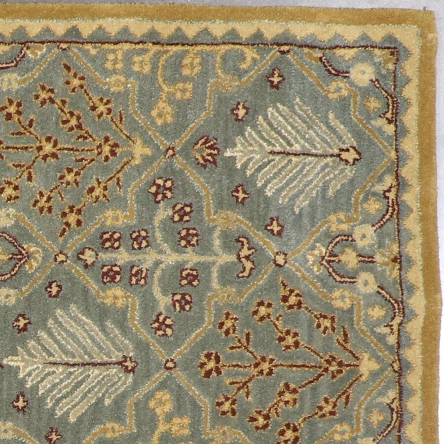 """6'6""""x9'2"""" Decorative Wool Hand-Tufted Rug - Direct Rug Import 