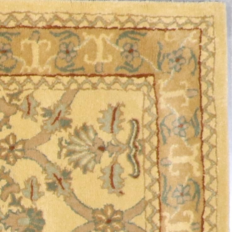 """5'2""""x8'1"""" Traditional Wool Hand-Tufted Rug - Direct Rug Import 