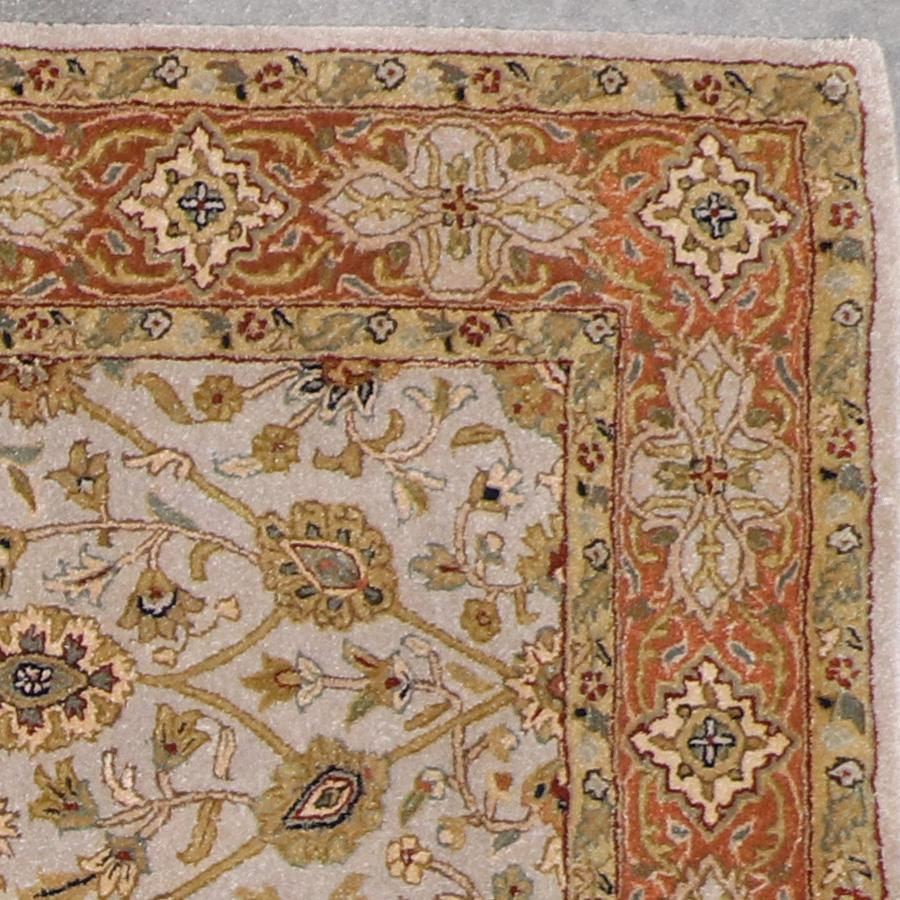 """5'7""""x8'6"""" Traditional Wool Hand-Tufted Rug - Direct Rug Import   Rugs in Chicago, Indiana,South Bend,Granger"""