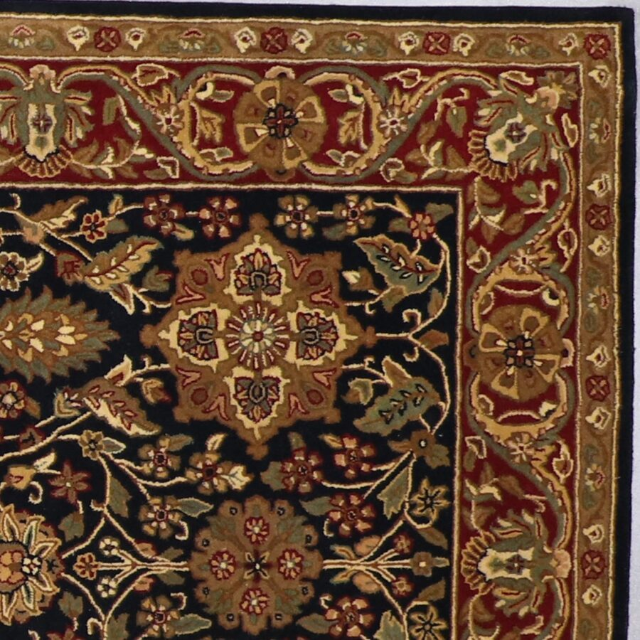 """5'7""""x8'5"""" Traditional Wool Hand-Tufted Rug - Direct Rug Import 