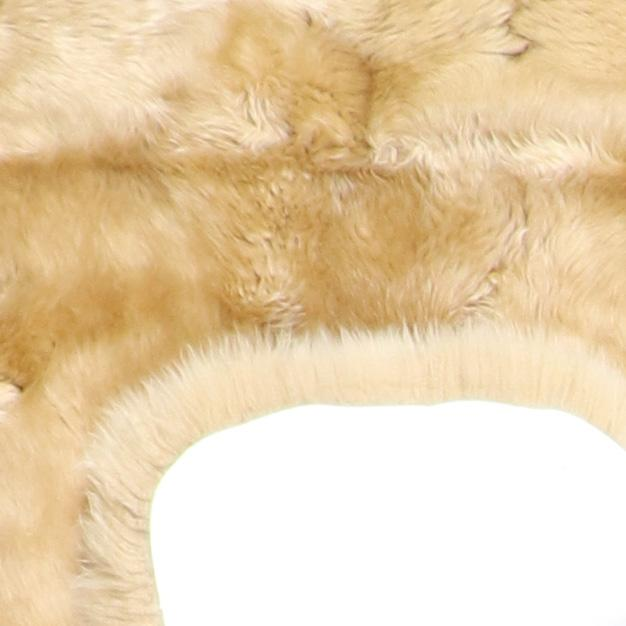 """3'7""""x6'2"""" Contemporary Gold Wool Hand-Knotted Rug - Direct Rug Import   Rugs in Chicago, Indiana,South Bend,Granger"""