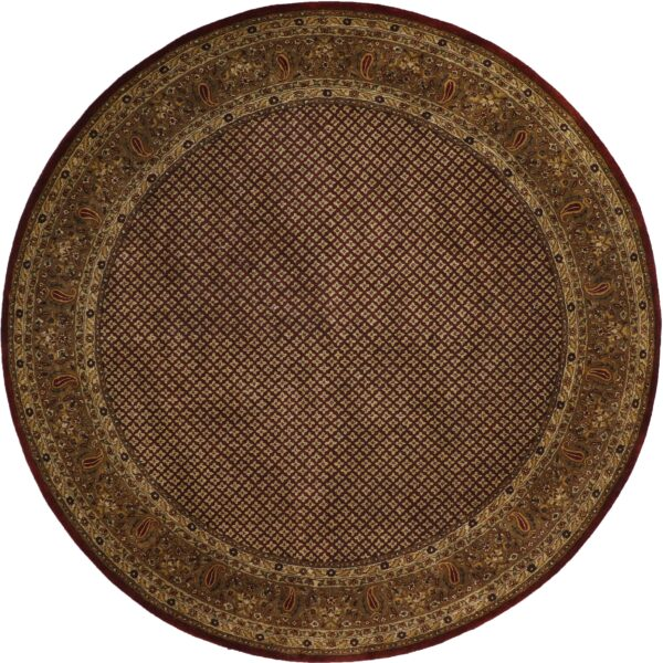 10'x10' Lichi Decorative Wool Hand-Tufted Rug - Direct Rug Import | Rugs in Chicago, Indiana,South Bend,Granger
