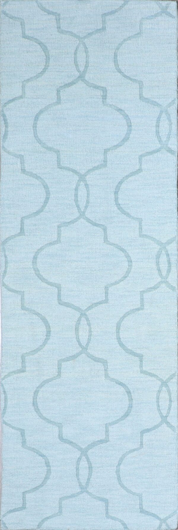 """2'6""""x7'10"""" Decorative Wool Hand-Tufted Rug - Direct Rug Import 