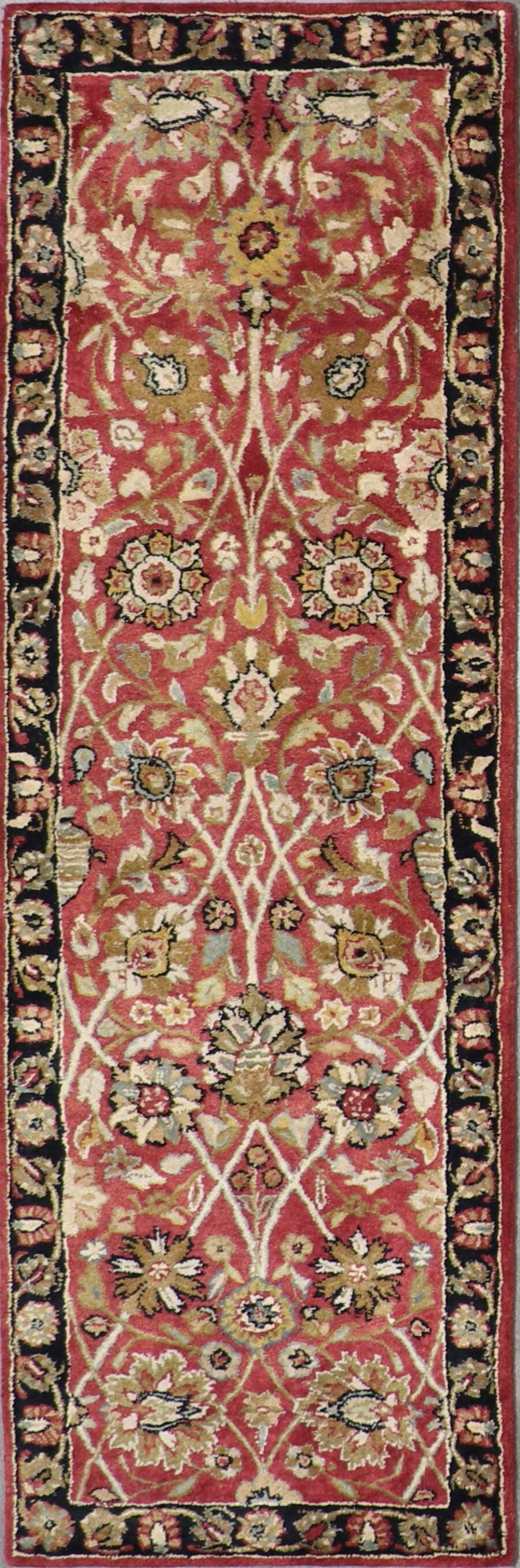 """2'5""""x8' Decorative Wool Hand-Tufted Rug - Direct Rug Import 