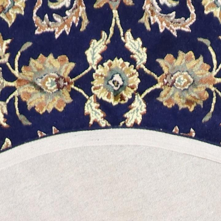 6'x6' Decorative Round Wool & Silk Rug Hand-Tufted - Direct Rug Import | Rugs in Chicago, Indiana,South Bend,Granger